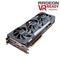 Sapphire Technology Radeon NITRO R9 390X 8GB Overclocked Video Card w/ Backplate