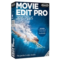Magix Entertainment Movie Edit Pro 2016 Plus