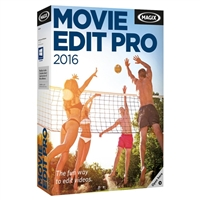 Magix Entertainment Movie Edit Pro 2016