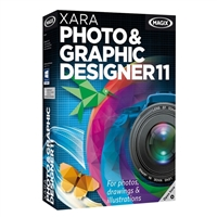 Magix Entertainment Xara Photo & Graphic Designer 11