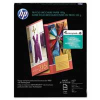 HP Tri Fold Brochure Paper