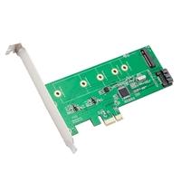 IOCrest M.2 NGFF SATA III PCIe x1 Card