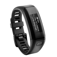 Garmin vivosmart HR Regular Fit Activity Tracker - Black