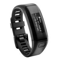 Garmin vivosmart HR X-Large Fit Activity Tracker - Black