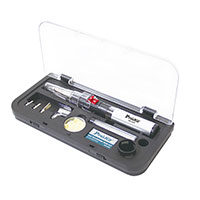 Eclipse Enterprise Gas Soldering Iron Kit - Auto Ignition