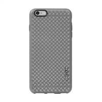 InCase Smart SYSTM Case for iPhone 6 Plus - Clear Frost/Gray
