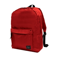 "Sumdex Venture Laptop Backpack Fits up to 15.6"" - Red"