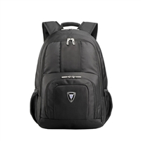 "Sumdex X-Flame Laptop Backpack Fits up to 17.3"" - Black"