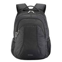 "Sumdex Corporate Mobile Essential Backpack Fits up to 15.6"" - Black"