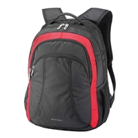"Sumdex Corporate Mobile Essentials Backpack Fits up to 15.6"" - Red"