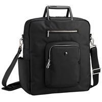 "Sumdex MSB North-South Business Brief Case Fits up to 14.1"" - Black"