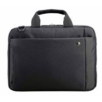 "Sumdex Score Double Brief Laptop Case Fits up to 14.1"" - Black"
