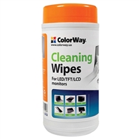 Colorway Cleaning Wipes - 100 Pack