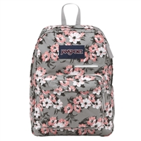 "Jansport DigiBreak Laptop Backpack Fits Screens up to 15"" - Coral Sparkle/Pretty Posey"