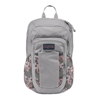 "Jansport Women's Node Backpack Fits up to 15"" - Coral Sparkle/Pretty Posey"