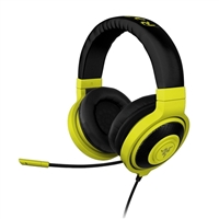 Razer Kraken Pro PC & Music Headset - Yellow