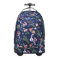"Jansport Driver 8 Backpack Fits up to 15"" - Multi Navy/ Mountain Meadow"