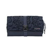 Jansport Matrix Accessory Pouch - Navy Splendid/Vine Flock