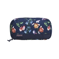 Jansport Pixel Accessory Pouch - Muli Navy/Mountain Meadow
