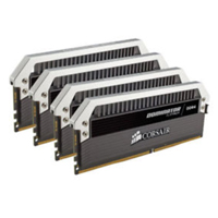 Corsair DOMINATOR Platinum 16GB 4 x 4GB DDR4-3600 PC4-28800 CL18 Quad Channel Desktop Memory Kit