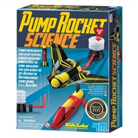 Toysmith KidzLabs Pump Rocket Science