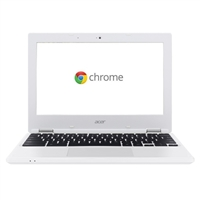 "Acer CB3-131-C3SZ 11.6"" Chromebook 11 - Denim White"