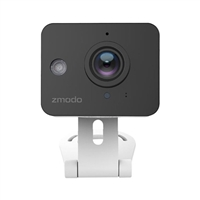 Zmodo 720p Mini Wi-Fi Camera with Remote Viewing & Smart Motion Alerts
