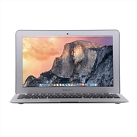 "Apple MacBook Air MD711LL/A 11.6"" Laptop Computer Off Lease Refurbished - Silver"