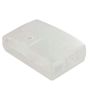 MCM Electronics Raspberry Pi Model B+ Enclosure - Clear