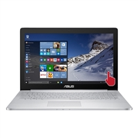 "ASUS Zenbook Pro UX501VW-DS71T 15.6"" Gaming Laptop Computer - Aluminum Silver"