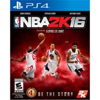 2K Games NBA 2K16 PS4