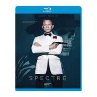 MGM Spectre 007 Blu-Ray