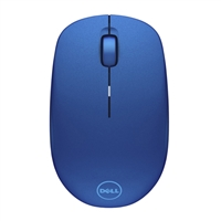 Dell WM126 Wireless Mouse - Blue