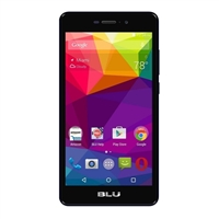 BLU Life XL L050U 8GB Unlocked GSM Octa-Core 1.4GHz Android Phone - Black