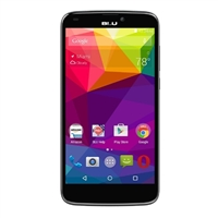 BLU Studio G Plus S510Q 8GB Unlocked GSM Quad-Core Android Phone - Black/Gray