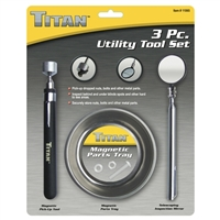 Titan Tools Utility Tool Set - 3 Pieces