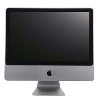 "Apple iMac MB418LL/A 24"" All-in-One Desktop Computer Pre-Owned"