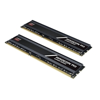 AMD 16GB 2 x 8GB R9 Gamer Series DDR3-2400 PC3-19200U Desktop Memory Module Kit
