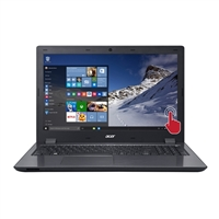 "Acer Aspire V3-575T-53BP 15.6"" Laptop Computer - Steel Black"