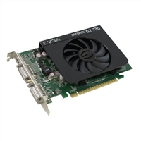 EVGA GeForce GT 730 4GB PCI-e Video Card