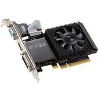 EVGA GeForce GT 710 1GB Low Profile Video Card