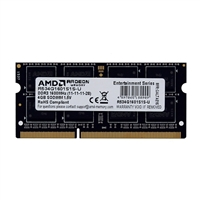 AMD 4GB DDR3-1600 PC3-12800 Notebook Memory Module