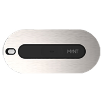 Mynt Bluetooth Tracking Tag Silver