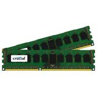 Crucial 8GB 2 x 4GB DDR3-1600 PC3-12800 CL11 Single Channel Desktop Memory Kit