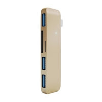 Satechi Type-C USB Hub - Gold