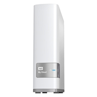 WD My Cloud 8TB Personal Cloud Storage Network Attached Storage (NAS) - WDBCTL0080HWT-NESN