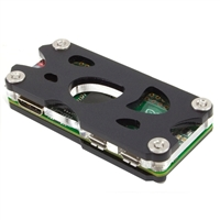 C4Labs Nucleus Zero for Raspberry Pi Zero - Black Ice