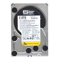 "WD 2TB 7,200 RPM SATA II 3.5"" Internal Hard Disk Drive Refurbished"