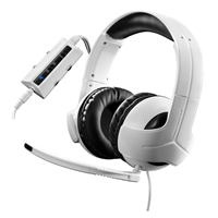Thrustmaster Y-300CPX USB Universal Gaming Headset - White/Black