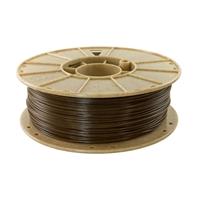 3DOM 1.75mm Wound Up Coffee PLA 3D Printer Filament - 1kg (2.2 lbs)